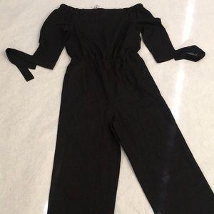 Boohoo Jumpsuit Black